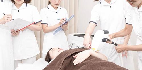 リゼクリニック看護師の脱毛技術力