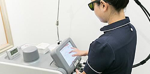 レジーナクリニック看護師の脱毛技術力